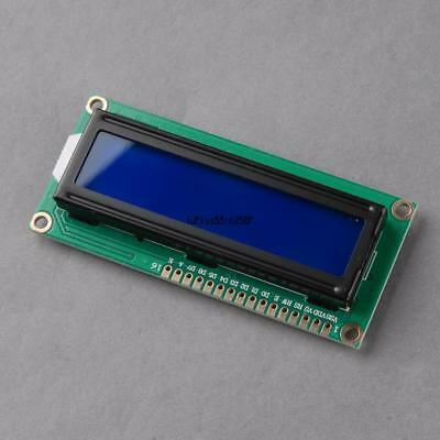 New 1602 16x2 HD44780 Character LCD Display Module LCM Blue Color Back LKR8 04