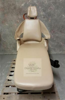 Royal 16P Model Dental Chair Semi Refurbished with Post Mount