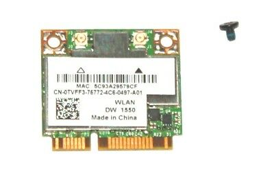 DELL WIRELESS DW1550 BCM94352 BCM4352 Hackintosh 802 11ac BT 4 0