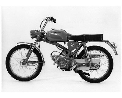 1968 ? Puch MC50 Moped Motorcycle Factory Photo cb1713