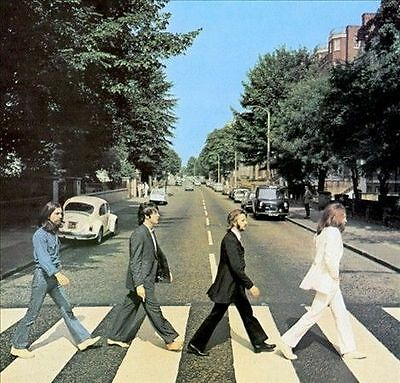 Abbey Road by Beatles (CD, Oct-1987, Capitol) 90'S-2000s PRESSING CDP 746446-2