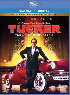 Tucker: The Man And His Dream New Blu-Ray Disc
