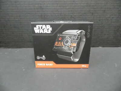 STAR WARS Force Band By Sphero AFB01 BB8 Watch Controller remote Disney NEW