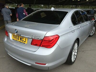 """58 Bmw 730D 3.0 Se Stunning, Widescreen Pro Nav, Leather, 19"""" Alloys, Low Miles!"""
