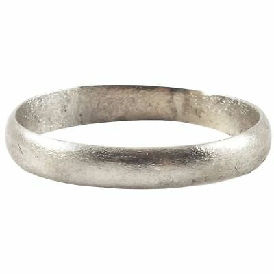 Medieval Viking Wedding Ring  size 10. 10th-11th CENTURY Ancient Norse Band