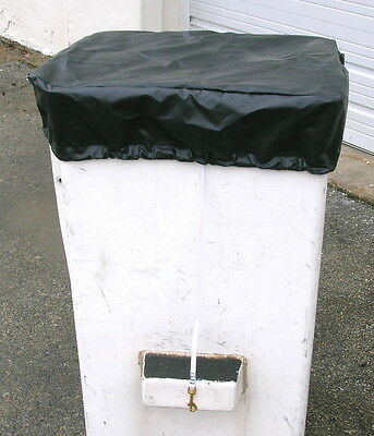 Bucket Truck Cover - 1 man aerial bucket truck cover