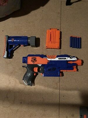 NERF N-strike Elite Stryfe With Extendable Stock