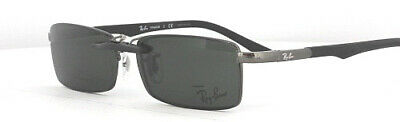 b0e46c6fdef Custom Fit Polarized CLIP-ON Sunglasses For Ray-Ban RB8667 50x17 8667 Rayban