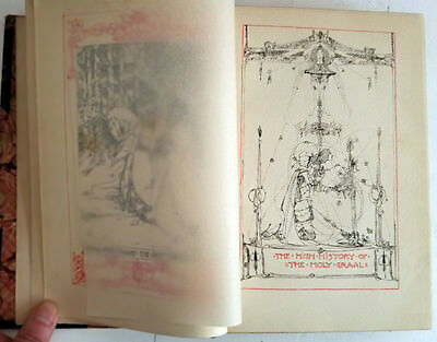 RARE Jessie M. King - History Holy Graal 1903 1st Edition !