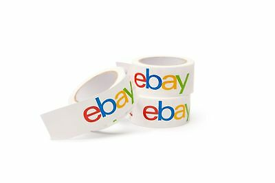 Classic - Official eBay Branded BOPP Packaging Tape - Supplies