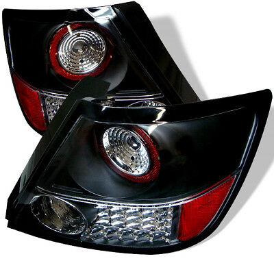 Scion 05-10 TC Negro Led Transparente Luces Traseras Lámpara Set Base Spec Coupe