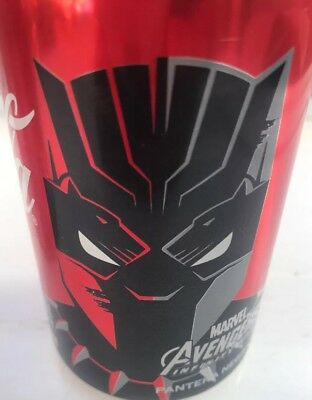 Marvel Avengers Black Panther Mexican Coca-Cola  'sin azucar' UNOPENED Can