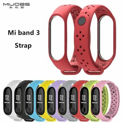 Mi Band 3 Strap Bracelet wrist strap watch xiomi accessories smart bracelet spor