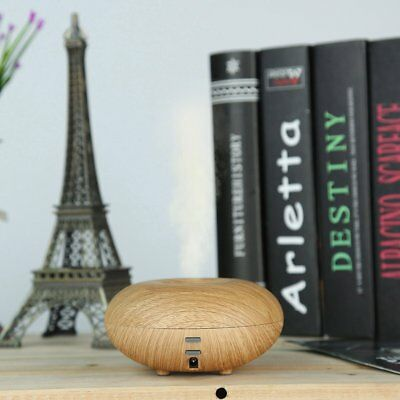 Aroma Aromatherapy Diffuser Essential Oil Ultrasonic Air Humidifier Purifier BG