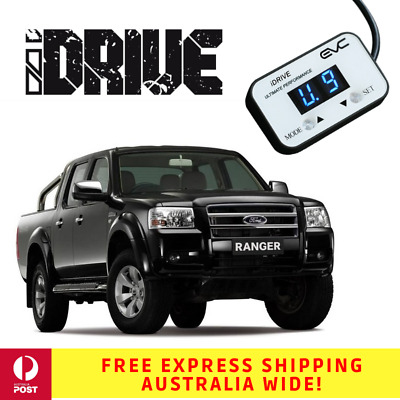 iDRIVE Throttle Controller to suit Ford Ranger PJ/PK models from 2006 - 2011