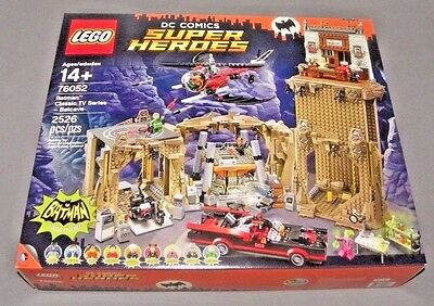 bathöhle NUOVO NEW OVP MISB LEGO ® SUPER HEROES 76052 Batman ™ TV-classico