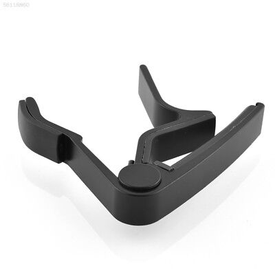 3AEF Hot Metal Acoustic Electric Guitar Bass Ukulele Capo Clamp Black Useful