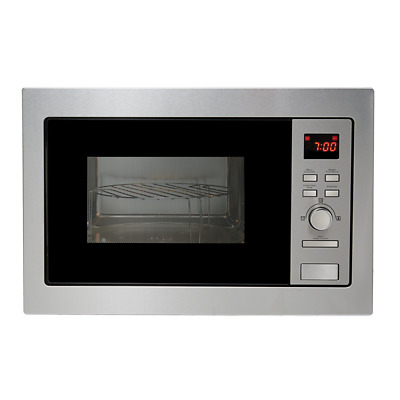 Venini GMWG28TK 60cm Stainless Steel Built In Microwave