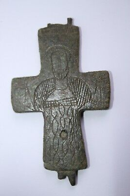 LARGE BYZANTINE CROSS c. 6/8th CENTURY AD