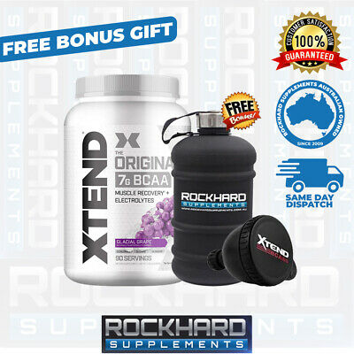 Scivation Xtend BCAAs 90 Serves Branched Chain Amino Acid Intra Workout Formula