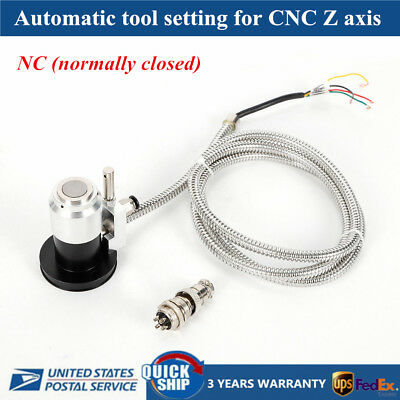 NC, Automatic tool setting gauge, CNC Tool Setting setter, for CNC Router Z axis