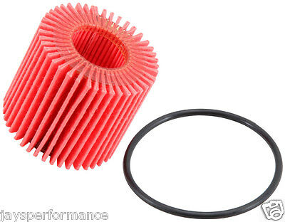 Kn Oil Filter (Ps-7021) Replacement High Flow Filtration
