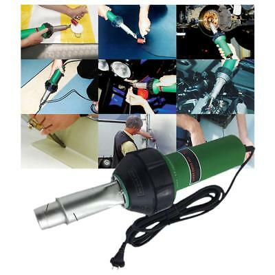 1600W Hot Air Torch Plastic Welding Heat PVC Vinyl Welder Tool Thermostat