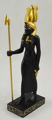 Superb Egyptian Nephthys Deity Statue/Figurine/Ornament Sister of Isis and Horus