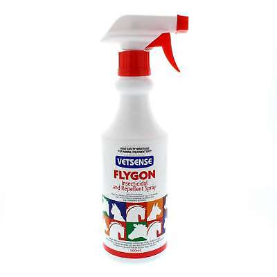 Vetsense Flygon Insecticidal & Repellent Insect Spray Horse Equine 500ml