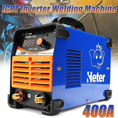 ARC-400 400A 220V Welder Inverter Cutter IGBT Welding Machine Solder Inverter
