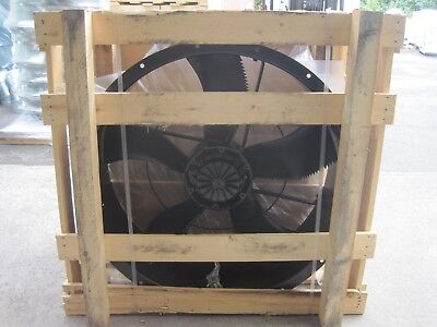 Very Large Powerful Industrial Extractor Fan 1000mm 400v 35000m3/hr Dyno Spray