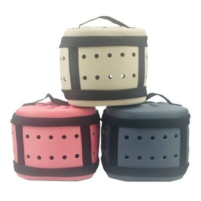 Foldable Small Pet Carrier Travel Hamster Guinea Pigs Carrying Mesh Cage Handbag
