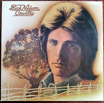 "Doppel  LP  12 ""    2 LPs  Rick Nelson    Country"