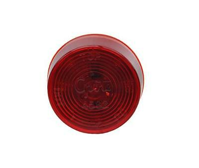 "Grote G3002 Red Hi Count® 2"" 9-Diode LED Clearance Marker Lights"