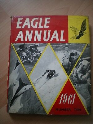 Eagle Annual Number 10, 1961 - With Dust Jacket