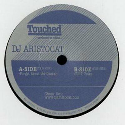 "DJ Aristocat - Mash Up's & Remixes Vol. 2 Vinyl 7"" 0716626"