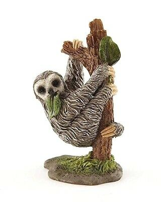 My Fairy Gardens Mini Sloth Hanging 4631 Accessories Figure Miniature
