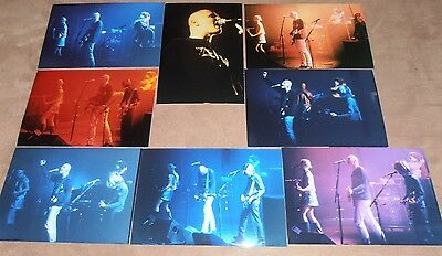 SMASHING PUMPKINS 8 original photos 4X6  glossy
