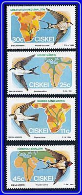 Ciskei Block6 9253076 complete Issue Lovely South Africa Fine Used / Cancelled 1