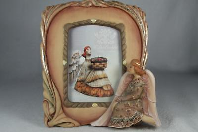 G. DeBrekht-Russia 'To Watch Over You...' Frame Guardian Angel Series #58510 NIB