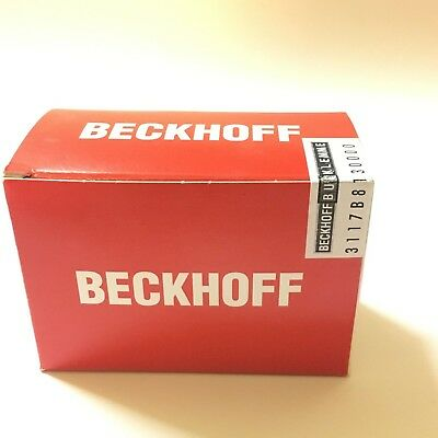 Beckhoff BK3150 PROFIBUS Coupler for up to 64 Bus Terminals Compact Bus Kompakt