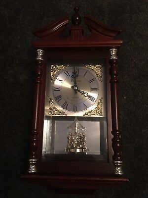 westminster chiming wall clock