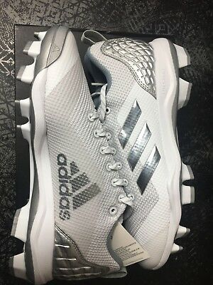8597fe3daad ADIDAS MEN S POWERALLEY 5 Baseball Cleats (B39211) -  30.00