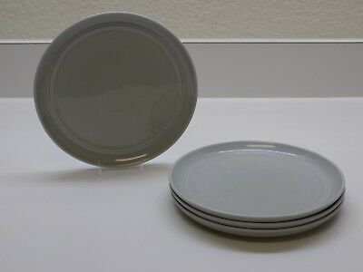 CRATE & BARREL Aaron Probyn HUE IVORY Three Dinner Plates - $44.99 ...