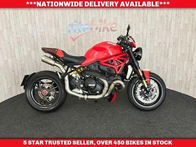 Ducati 1200  M1200 R Monster 1200 R Low Mileage Example 2016