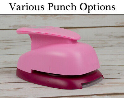 Lever Action Craft Punches - Choice of Design and Size