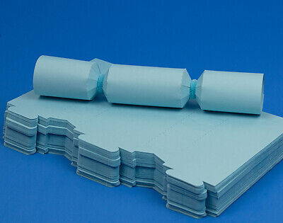 100 MINI Pale Blue Make & Fill Your Own Cracker Boards