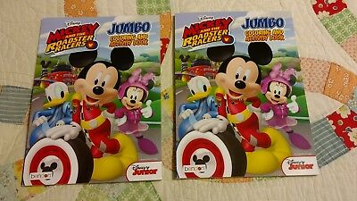 Lot Of 4 Disney Read And Grow Mickey Mouse Books 1 99 Picclick