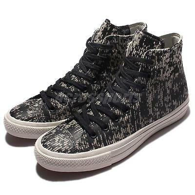 078aa1555cc5 Converse Chuck Taylor All Star II Rubber High Top Black Men Casual 153562C