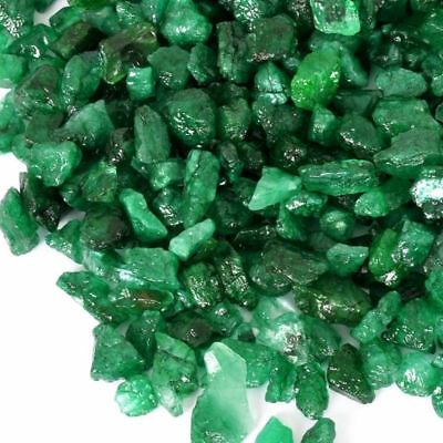 Natural Colombian Emerald Rough 50-5000 Ct Loose Gemstones Wholesale Lot